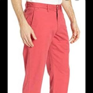 NWT Polo Ralph Lauren W35 L30 red nan pants